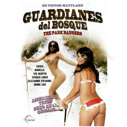 DVD XXX Guardianes Del Bosque