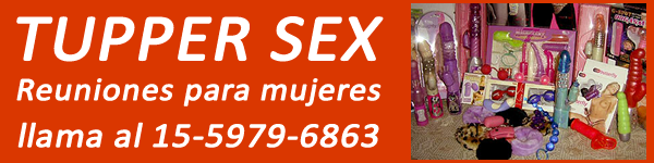 Banner Sex shop Quilmes